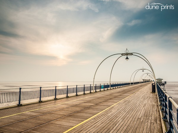 Along the Pier